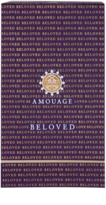 Amouage Beloved Men Eau de Parfum para homens 4