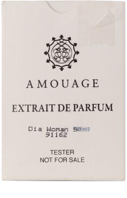 Amouage Dia parfémový extrakt tester pre ženy 2