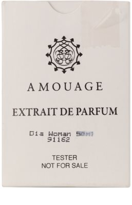 Amouage Dia ekstrakt perfum tester dla kobiet 2