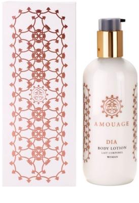 Amouage Dia тоалетно мляко за тяло за жени