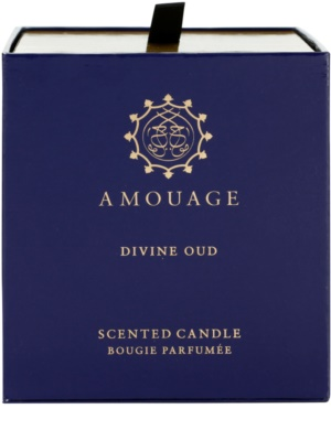 Amouage Divine Oud illatos gyertya 3