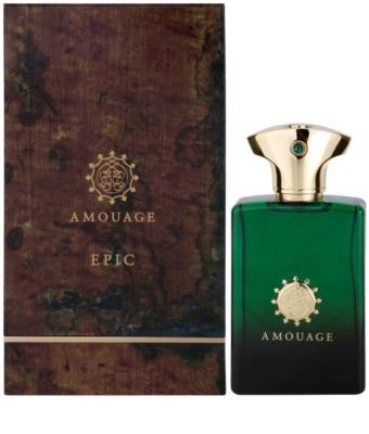 Amouage Epic eau de parfum para hombre