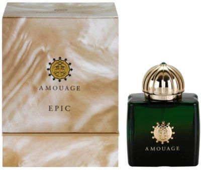 Amouage Epic ekstrakt perfum dla kobiet