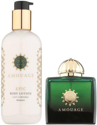 Amouage Epic ajándékszett 1