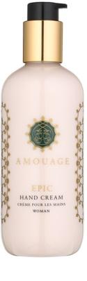 Amouage Epic крем для рук для жінок