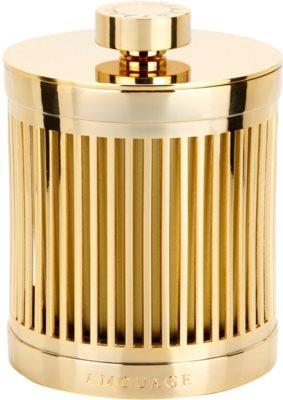 Amouage Gold vela perfumada   + soporte 4