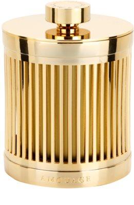 Amouage Gold dišeča sveča   + stojalo 4