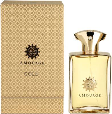 Amouage Gold eau de parfum para hombre