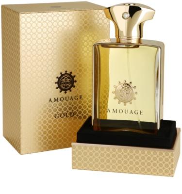 Amouage Gold eau de parfum para hombre 1