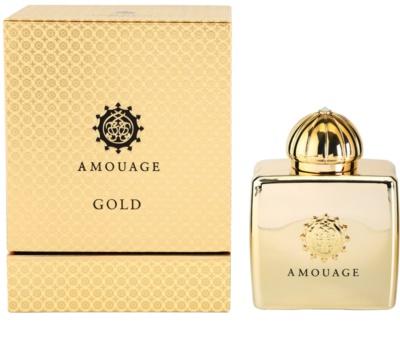 Amouage Gold eau de parfum para mujer