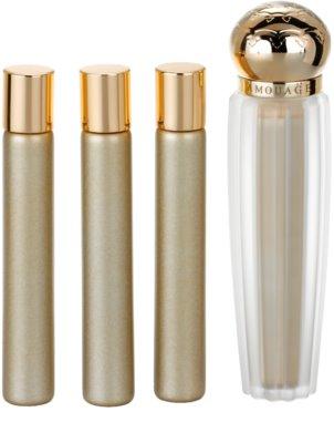 Amouage Gold Eau de Parfum para mulheres  (1x vap.recarregável + 3 x recarga) 1