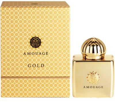 Amouage Gold парфюмен екстракт за жени
