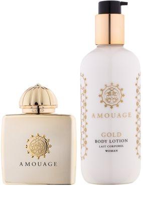 Amouage Gold подаръчен комплект 1