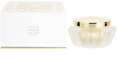 Amouage Gold telový krém pre ženy