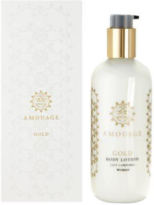 Amouage Gold telové mlieko pre ženy