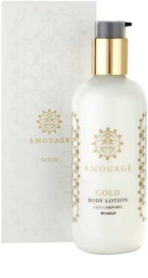 Amouage Gold leche corporal para mujer 1