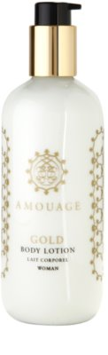 Amouage Gold leche corporal para mujer 2