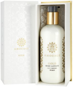 Amouage Gold leche corporal para mujer 3