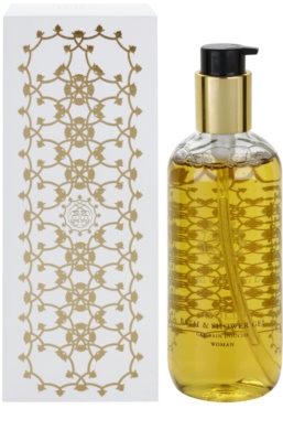 Amouage Gold sprchový gel pro ženy