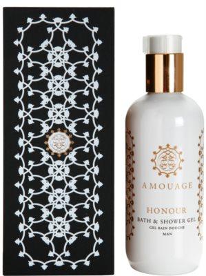 Amouage Honour tusfürdő férfiaknak