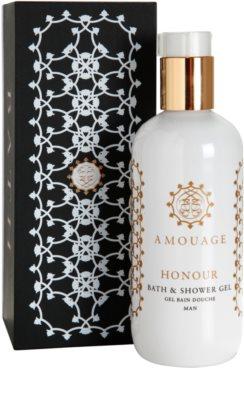 Amouage Honour sprchový gel pro muže 3