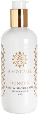 Amouage Honour sprchový gel pro muže 4