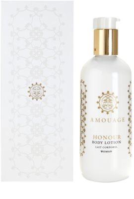 Amouage Honour tělové mléko pro ženy