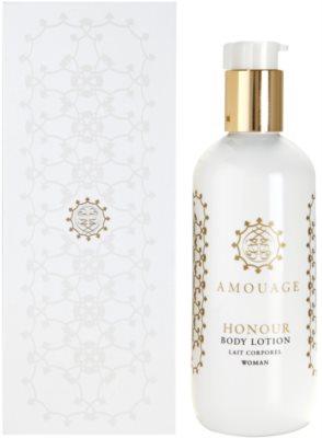 Amouage Honour testápoló tej nőknek