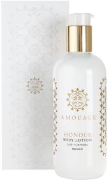 Amouage Honour testápoló tej nőknek 1