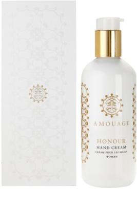 Amouage Honour crema de manos  para mujer