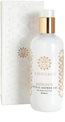 Amouage Honour Duschgel für Damen 1