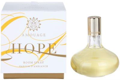 Amouage Hope spray lakásba