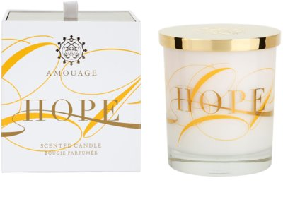 Amouage Hope vela perfumado