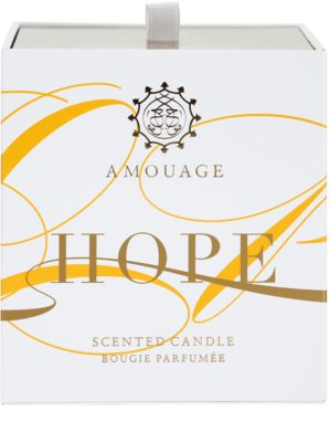 Amouage Hope vela perfumado 4