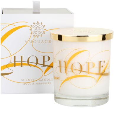 Amouage Hope vela perfumado 1