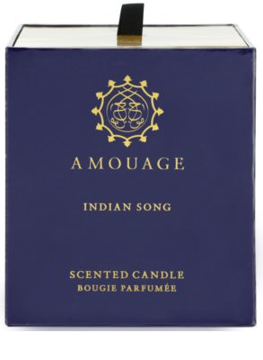 Amouage Indian Song vela perfumado 3
