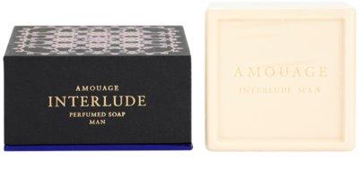 Amouage Interlude jabón perfumado para hombre