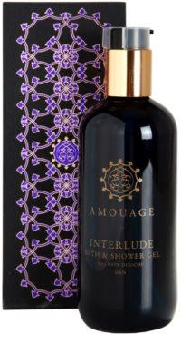 Amouage Interlude żel pod prysznic dla mężczyzn 1