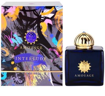 Amouage Interlude eau de parfum nőknek