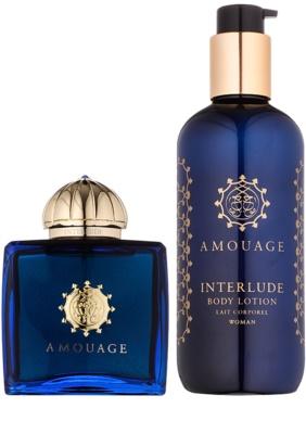 Amouage Interlude ajándékszett 1