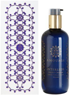 Amouage Interlude krém na ruce pro ženy
