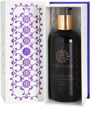 Amouage Interlude sprchový gel pro ženy 2