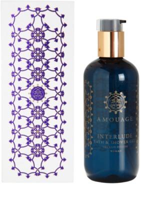 Amouage Interlude gel de ducha para mujer