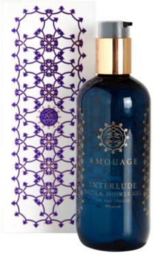 Amouage Interlude gel de duche para mulheres 1