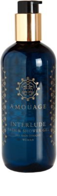 Amouage Interlude gel de duche para mulheres 3