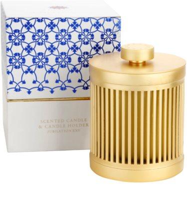 Amouage Jubilation 25 Men vela perfumado  + suporte 1