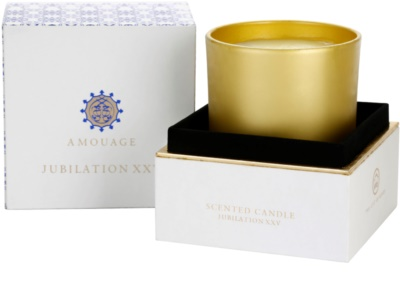 Amouage Jubilation 25 Men vela perfumada 2
