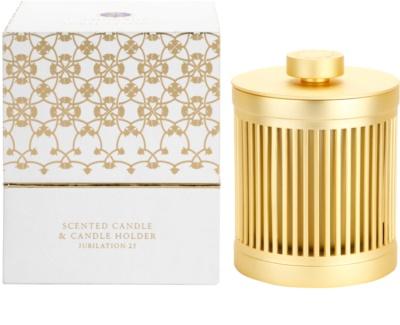 Amouage Jubilation 25 Woman świeczka zapachowa   + podstawka