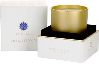 Amouage Jubilation 25 Woman vela perfumado 3