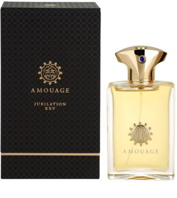 Amouage Jubilation 25 Men eau de parfum para hombre